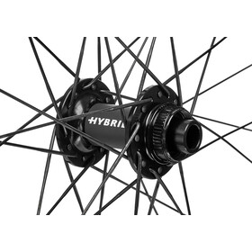 "DT Swiss H 1950 Classic Rueda delantera Center Lock 100/15mm TA 29"", negro"